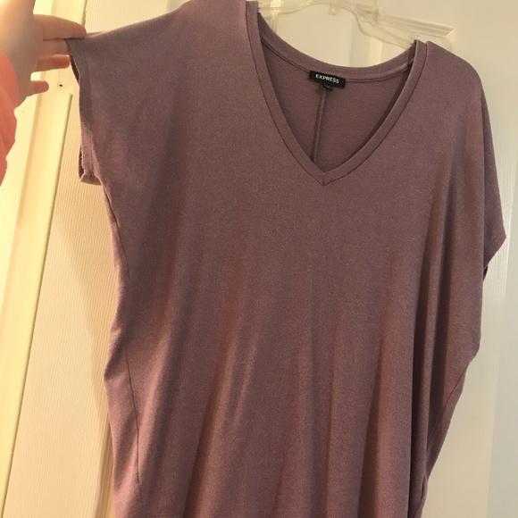 Express Tops - Long Express T-shirt